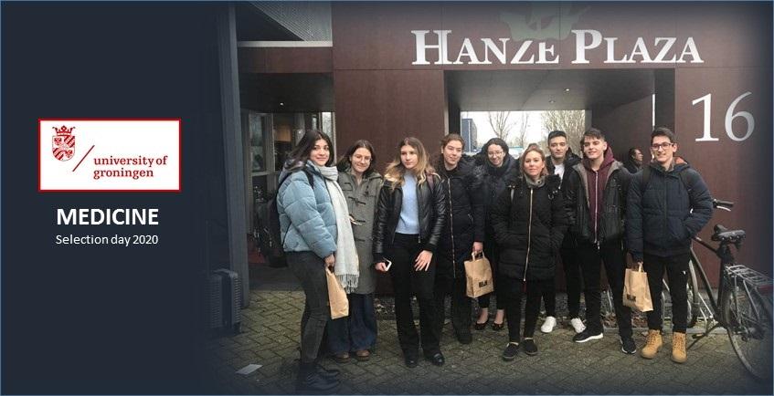 Groningen selection day 2020